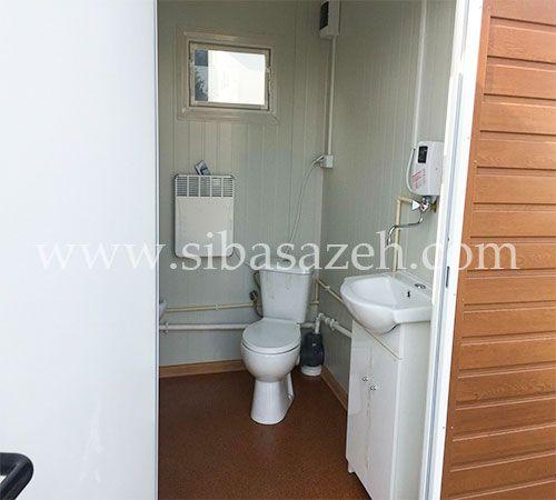نماس داخلی کانکس توالت