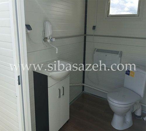 کانکس دستشویی سیباسازه